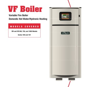A.O. Smith Boiler Service Manual 01