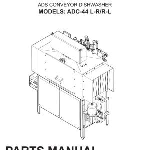 ADS Dishwasher Service Manual 08