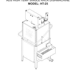 ADS Dishwasher Service Manual 09