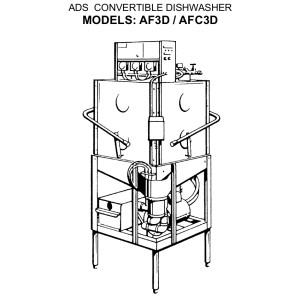 ADS Dishwasher Service Manual 11