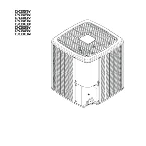 Amana Air Conditioner Parts Manual 06