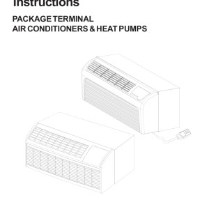 Amana Air Conditioner Service Manual 08