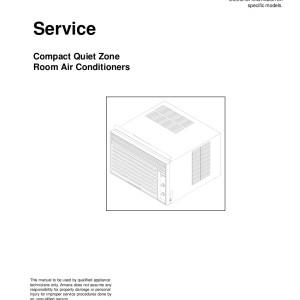 Amana Air Conditioner Service Manual 09 (1)