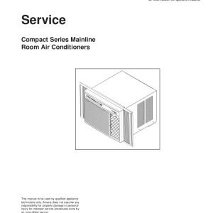 Amana Air Conditioner Service Manual 10