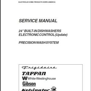 Amana Dishwasher Service Manual 02