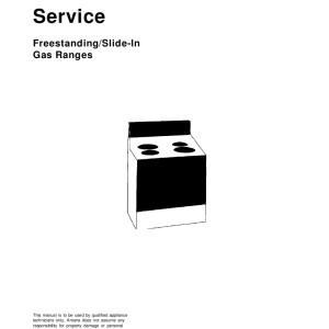 Amana Food Warmer Service Manual 05