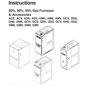 Amana Furnace Service Manual 02