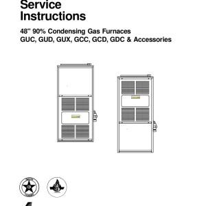 Amana Furnace Service Manual 04