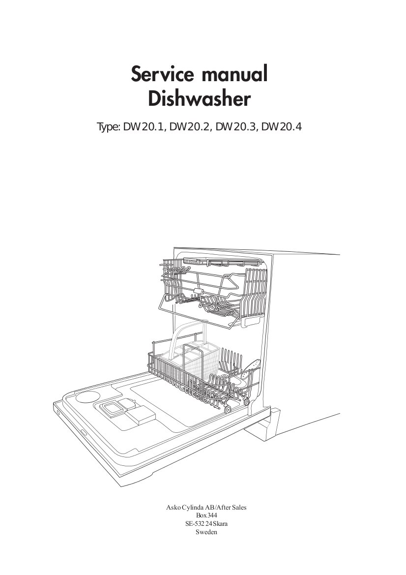 Asko Dishwasher Parts Diagram Content Resource Of Wiring For Step Right Up Appliance Service Manuals Rh New2 Steprightupmanuals Com D3250