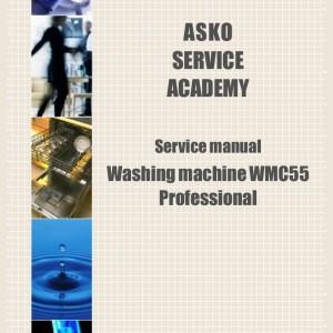 asko washing machine manual