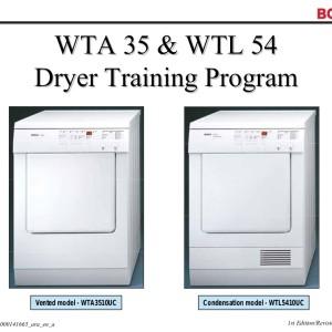 step right up appliance service manuals rh new2 steprightupmanuals com Bosch Axxis Dryer Manual Bosch Dryer Repair