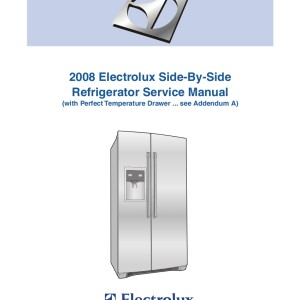 step right up appliance service manuals rh new2 steprightupmanuals com frigidaire side by side refrigerator manual kenmore side by side refrigerator manual