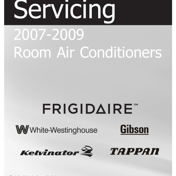 step right up appliance service manuals rh new2 steprightupmanuals com frigidaire air conditioner owners manual Frigidaire 12 000 BTU Air Conditioner