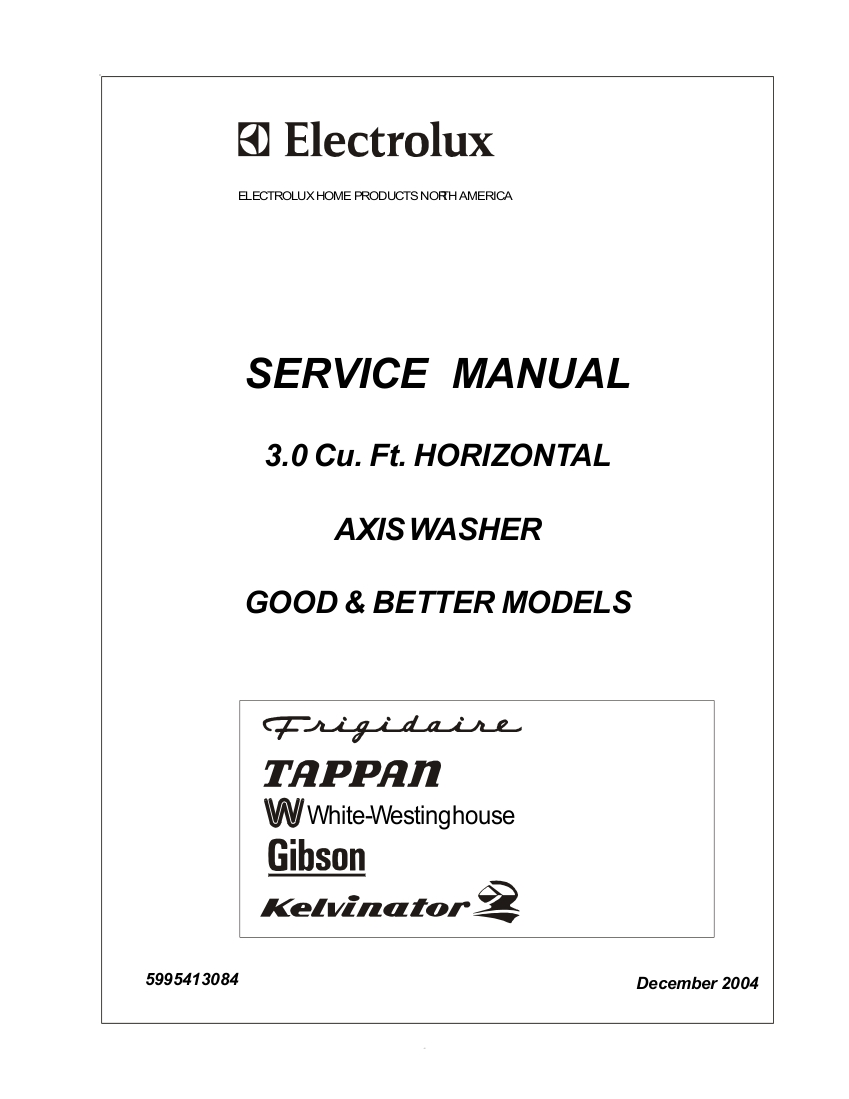 step right up appliance service manuals rh new2 steprightupmanuals com frigidaire affinity washer service manual frigidaire washer repair manual pdf