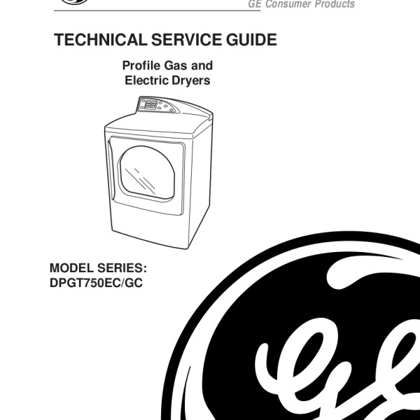 step right up appliance service manuals rh new2 steprightupmanuals com GE Profile Dryer Parts GE Profile Dryer Parts