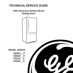 ge monogram refrigerator service manual image refrigerator rh nabateans org ge monogram refrigerator troubleshooting manual GE Monogram Refrigerator Panels