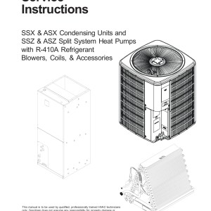 step right up appliance service manuals rh new2 steprightupmanuals com goodman air conditioner repair manual goodman air conditioner installation manual