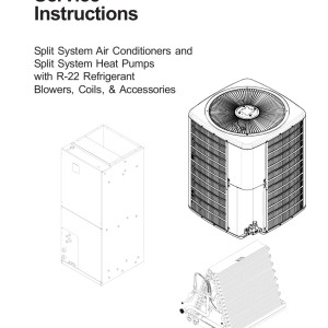 goodman central air conditioner. step right up appliance service manuals; goodman air conditioner central