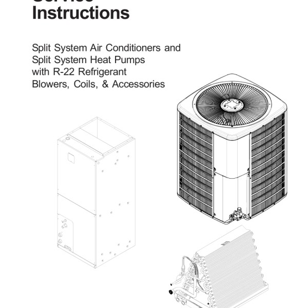 step right up appliance service manuals rh new2 steprightupmanuals com goodman ductless air conditioner manual goodman air conditioner user manual