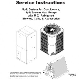 Goodman Heat Pump Service Manual 2