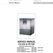Hobart lxi dishwasher manual