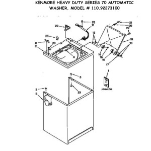kenmore 70 series dryer wiring diagram  kenmore  free