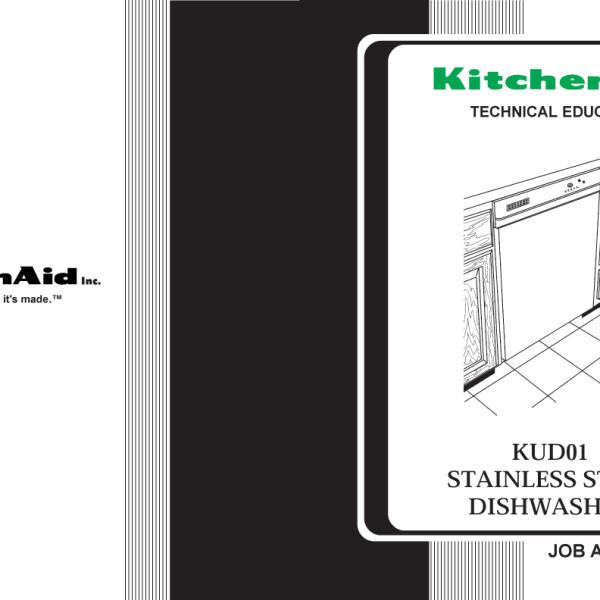 Kitchenaid superba dishwasher repair manual besto blog for Kitchen aid dishwasher repair