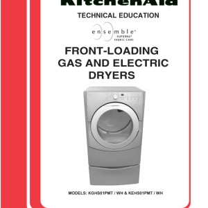 step right up appliance service manuals rh new2 steprightupmanuals com kitchenaid dryer service manual kitchenaid dryer service manual