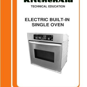 Kitchenaid Electric Range User Manual