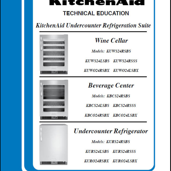 Kitchenaid Fridge Service Manual Besto Blog