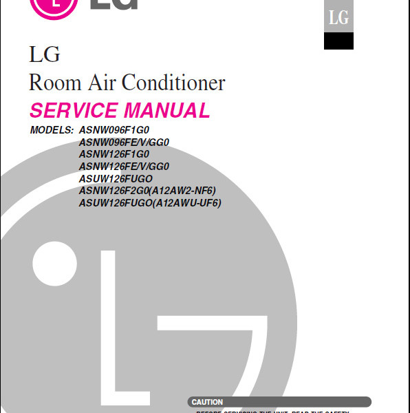 step right up appliance service manuals rh new2 steprightupmanuals com lg room air conditioner service manual lg multi type room air conditioner service manual