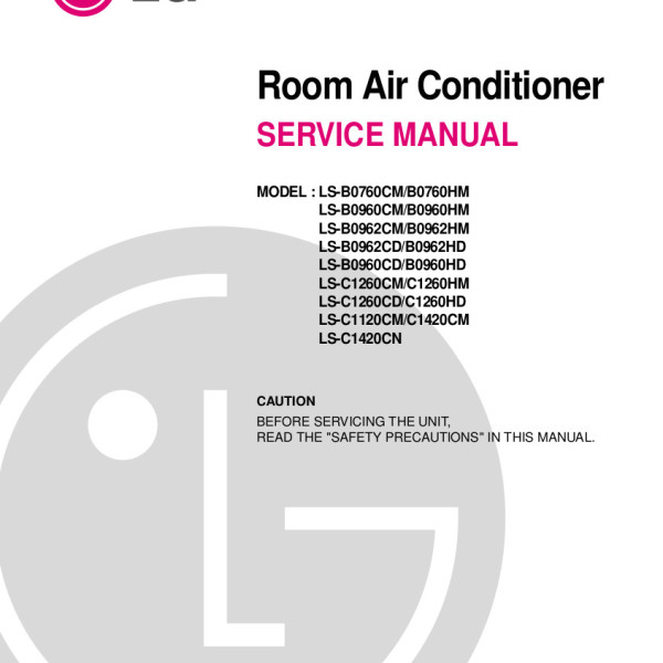 step right up appliance service manuals rh new2 steprightupmanuals com lg inverter air conditioner service manual lg room air conditioner service manual