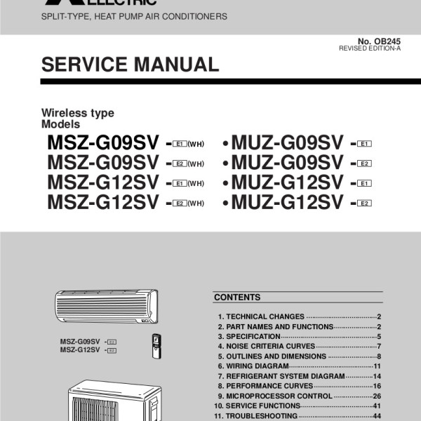 step right up appliance service manuals rh new2 steprightupmanuals com Mitsubishi Heaters Remote Manual Mitsubishi Air Conditioner Error Codes
