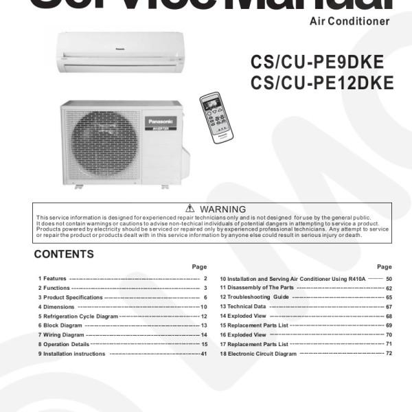 split system air conditioner installation guide