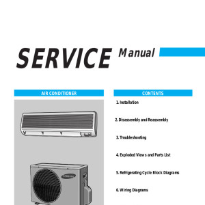 Samsung Air Conditioner Service Manual 17 300x300 step right up appliance service manuals  at edmiracle.co