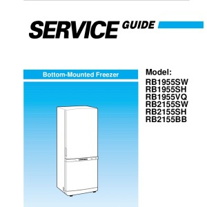 step right up appliance service manuals rh new2 steprightupmanuals com Samsung Side by Side Manual Samsung Refrigerator Troubleshooting Locations