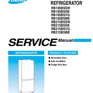 step right up appliance service manuals rh new2 steprightupmanuals com Samsung Refrigerator Troubleshooting Locations Samsung French Door Refrigerator Problems