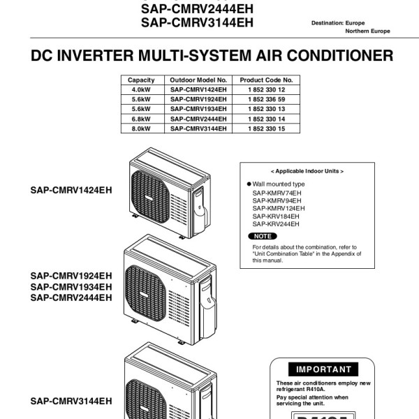 sanyo air conditioner service manual 1 manuals and user guides site u2022 rh myxersocialradio com HVAC Systems Manual J HVAC Online