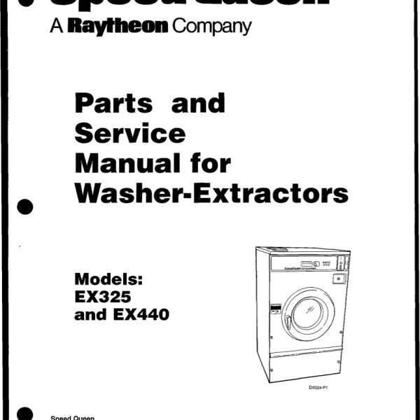Mesmerizing Speed Queen Washer Parts Diagram Gallery - Best Image ...