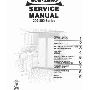 step right up appliance service manuals rh new2 steprightupmanuals com sub zero refrigerator manual pdf sub zero refrigerator manual 650