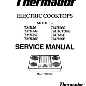 step right up appliance service manuals rh new2 steprightupmanuals com thermador rdss30 service manual thermador service manual model t30if800sp