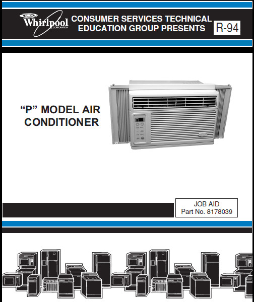Whirlpool Air Conditioner Manual Daily Instruction Manual Guides