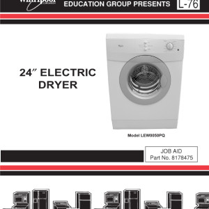 Whirlpool-Dryer-Service-Manual-5