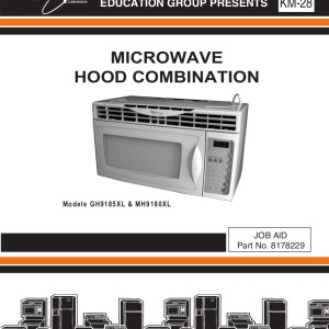 Whirlpool Microwave Oven Service Manual 04