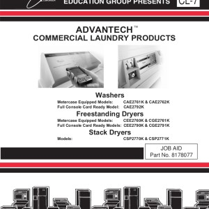 Whirlpool Washer Service Manual 18