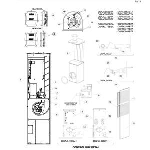 York D4cg Service Manual D Cg Rooftop Unit Wiring Diagram on