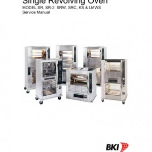 BKI Oven Service Manual 01