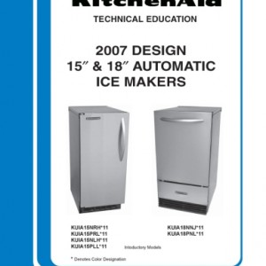 KitchenAid-Refrigerator-Service-Manual-1