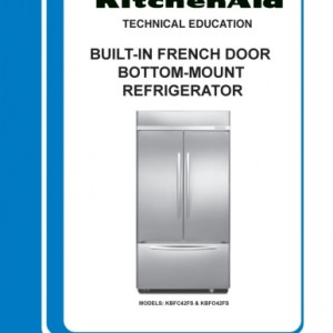 KitchenAid-Refrigerator-Service-Manual-2