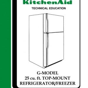 whirlpool refrigerator repair manuals service manual